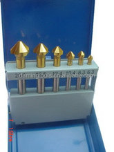 Durable best selling countersink drill set