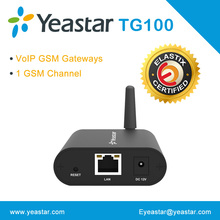 Yeastar TG100 Asterisk VoIP GSM Gateway with 1 GSM Port