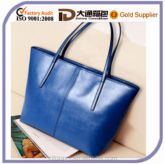 2014 the most popular lady leather handbag
