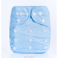 Hot Sale OEM Plain Color waterproof Adult cloth diaper