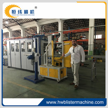 Brand New disposable plastic container thermoforming machine