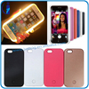 LED Phone Case 2016 New Arrival Selfie LED Light Cover Nightclub Selfie Mobile Phone Case for iPhone 5s 6s 6s plus