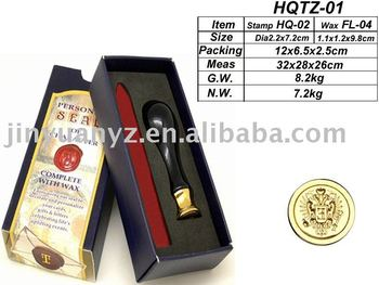 stamp/sealing wax stamp/wax/wax stamp