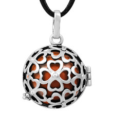 Newest Design Orange Harmony Bola Chime Ball For Pregnant Women And Unborn Baby, Pregnant Chime Bola Ball
