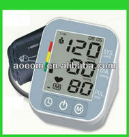 Digital Upper Arm Blood Pressure Monitor Desktop