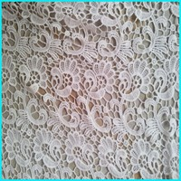 floral african lace fabrics for wedding dress