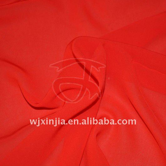 15D COMPOUND SILKY CHIFFON/30D ITY CHIFFON FOR SCARF