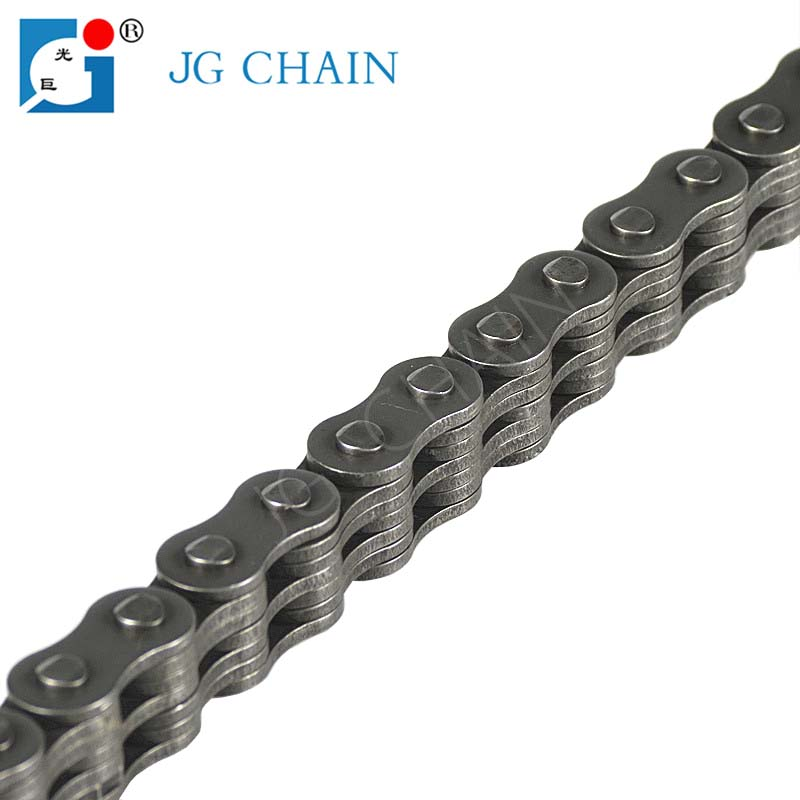 LH0834 china TUV certified supplier steel hoisting leaf chain parts for forklift