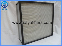 Medium aluminum alloy plate frame filter press