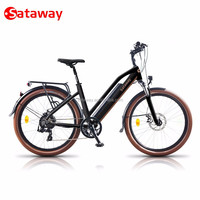 Sataway high quality strong adult electric chopper bike