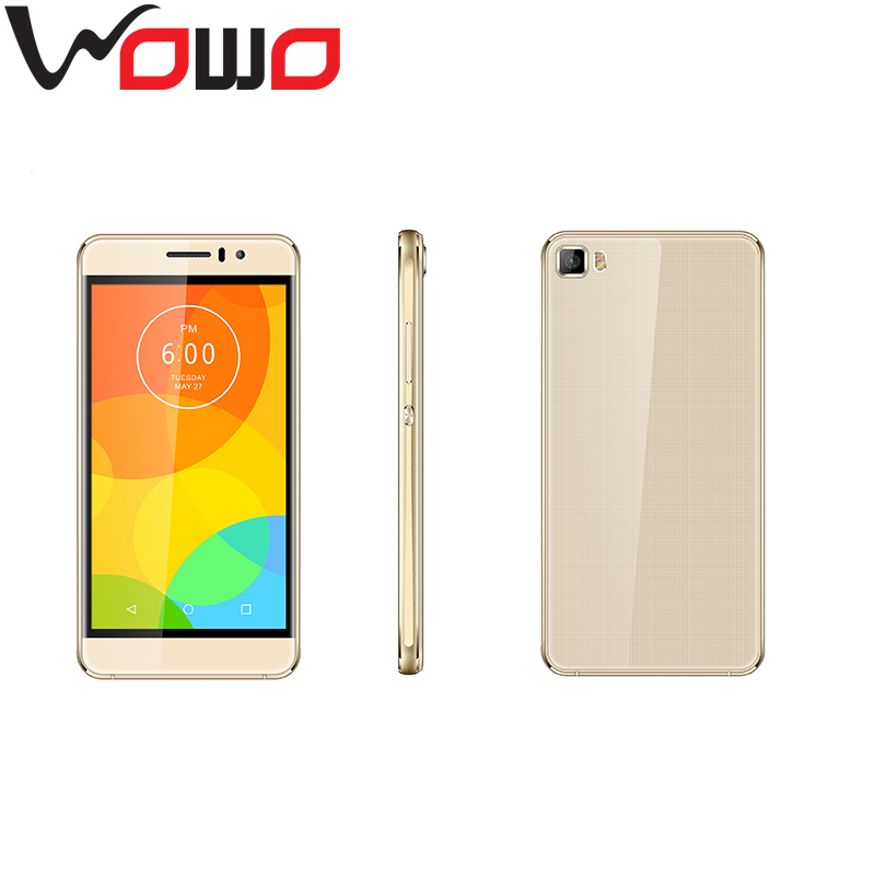 OEM 5 inch mtk6580 quad core dual sim multi color Wifi GPS 3G smartphone make your own brand phone