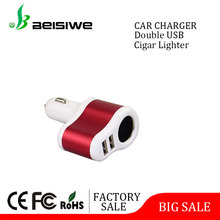 Fashion design usb high speed cell phone cigarette best electric lighter car charger