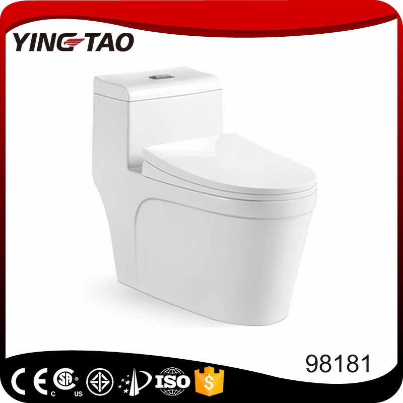 Best quality bathroom ceramic baron toilet bowl singapore