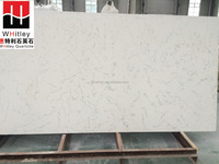 Big Slab Stone Form and Artificial Quartz stone Carrara