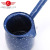 Blue Enamel Coffee Kettle with Enamel Handle