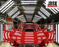 Low cost car painting room price/ Car Painting Production Line from JDSK
