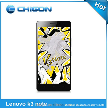 wholsale Lenovo K3 Note K50-t5 5.5 Inch MTK6752 64 bit Octa Core Android 5.0 2GB/16GB 4G LTE Dual SIM Mobile phone