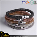 Newest high quality bio blood pressure magnetic bracelet, magnetic copper bracelet