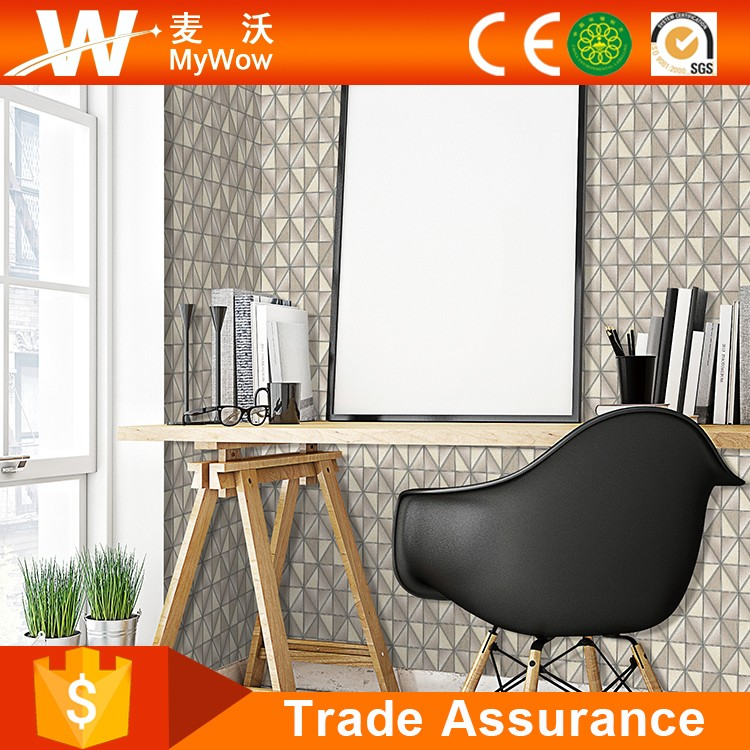 [A8-1MB62040] Leather Like Decorative Laminate Wall Covering for Restaurant