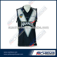 hot sale league design mesh basketball jersey