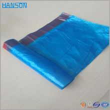hot selling very large plastic pouch colorful garbage bags