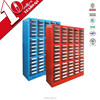 Luoyang henan factory metal steel frame plastic drawer spare tool parts box cabinet design