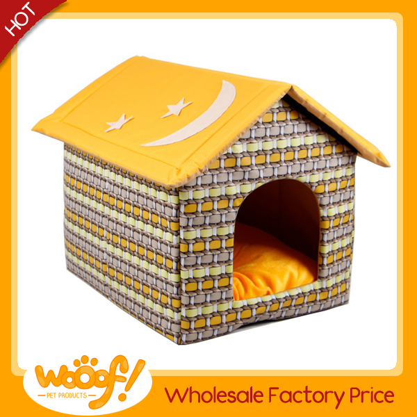Hot selling high quality pet dog products dog house indoor