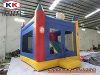 China Manufacturer Inflatable Bouncer Slide Combo Games Including Air Blower