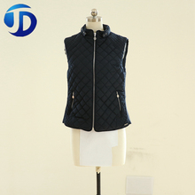 Thicken Fancy Hot Selling Fashion Women Vest Jacket For Wholesale