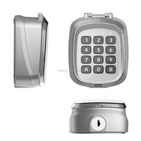 wireless keypad for door access control