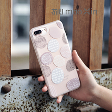 Wholesale customed 2D 3D sublimation cell phone cases for Iphone 7