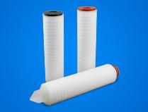 0.45 미크론 폴리 염화 비닐 불소 배 모델 막 카트리지 필터
