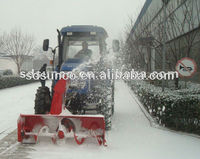 Snow Blower CX130 on Garden Tractor