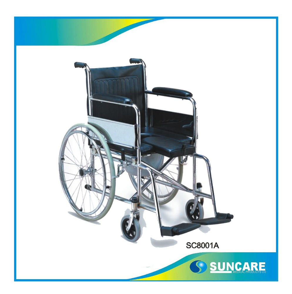 Economical Commode Chair SC8001A