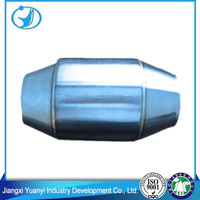 Auto Diesel engine exhaust system metal catalytic converter