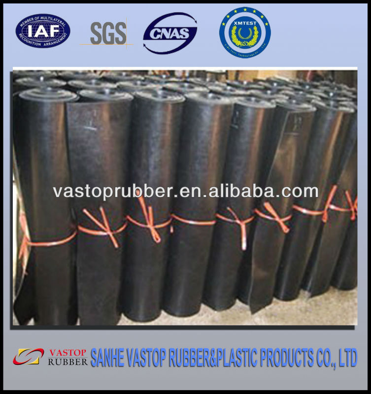 General SBR Rubber Sheeting