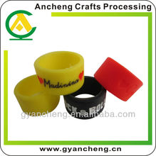 2012 Beautiful Silicone Ring For Promotional Gifts