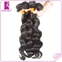 "Charming 5a Grade 16""(3 pcs)Human Remy Hair Weave New York"