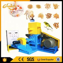 Automatic dog food making machine/fish feed processing equipment/pet food machine