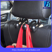 Car headrest hook Universal car seat back hanger headrest hanger Car seat hook
