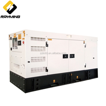 CE/ISO9001 approved soundproof 200kw diesel generating price