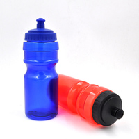 new products 2016 eco clear plastic sport bottle 600ml with cap