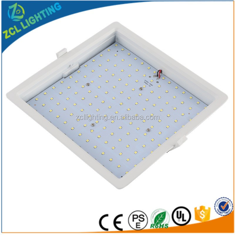 Hotsale!!!manufacturer price 18 watt led downlight harga lampu downlight frame