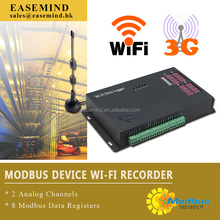 Modbus Device Wi-Fi Recorder wireless transmitter and receiver