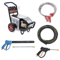 7.5KW 3600psi 250bar high pressure automatic car wash machine equipment price