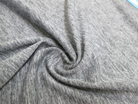 Cotton Spandex Odor-Free Knitted Functional Fabric