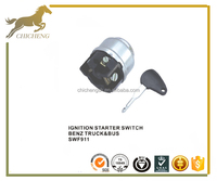 Alibaba high quality auto ignition starter switch for Mercedes truck and bus SWF911