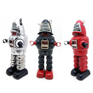 Wholesale Gift Items Planet Robot Wind Up Robot Toys