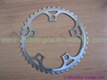 XACD made titanium bicycle chainring customized electric bike chainring super light titanium crankset & chainring made in China