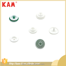Custom china factory decorative clothes press snap button